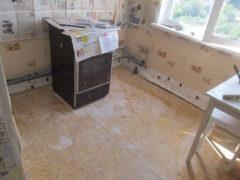 Превращение крошечной кухни в 5 кв. метров в просторное и комфортное пространство