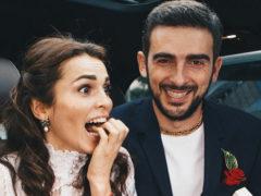Сати Казанова и Стефано Тиоццо официально зарегистрировали отношения в московском ЗАГСе