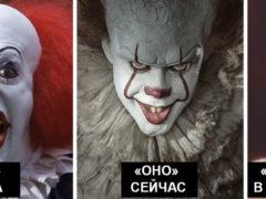 """Вот как в реальной жизни выглядит жуткий клоун из триллера """"Оно""""! Какой актер красавец необыкновенный!"""
