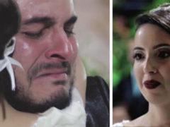 В самом разгаре свадебной церемонии жених решил признаться невесте, что любит другую