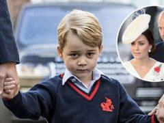 Родители других детей больше не хотят видеть Джорджа Кембриджа в школьном учреждении