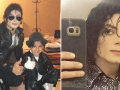 """Точная копия: в Испании обнаружен """"тайный сын"""" короля поп-музыки Майкла Джексона"""