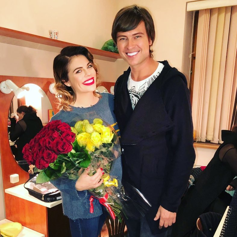 Прохор Шаляпин решился показать свою новую возлюбленную, похожую на Анджелину Джоли