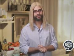 Иван Ургант обидно высмеял Ксению Собчак, сняв каламбурную пародию на ее предвыборный ролик