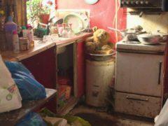 Женщина из Британии не убиралась в своем доме на протяжении 9-ти лет и превратила его в помойку