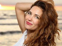 Мама четырех детей 39-летняя Екатерина Климова рассказала о своих секретах красоты