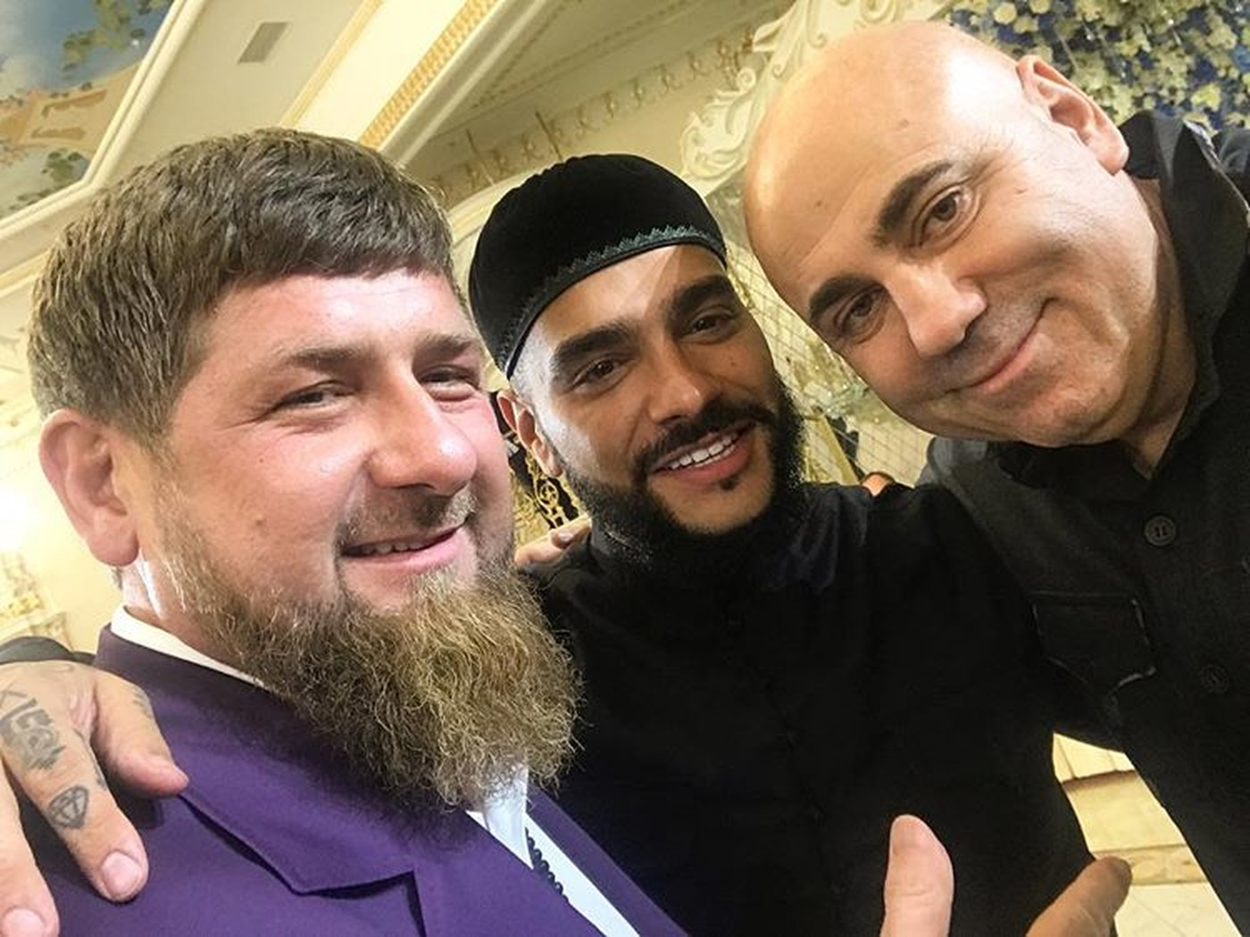 знаменитости чеченские