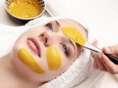 Омоложение в домашних условиях без сверхдорогих препаратов: золотая маска из имбиря и куркумы