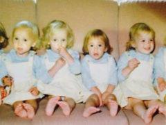 30 лет спустя: как сейчас сложилась жизнь единственных во всем мире девочек-шестерняшек