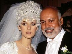 Великолепное свадебное платье Селин Дион назвали одним из самых экстравагантных в истории
