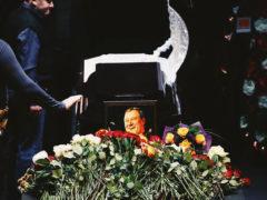 В Москве прошло прощание с народным артистом театра и кино Виталием Шаповаловым