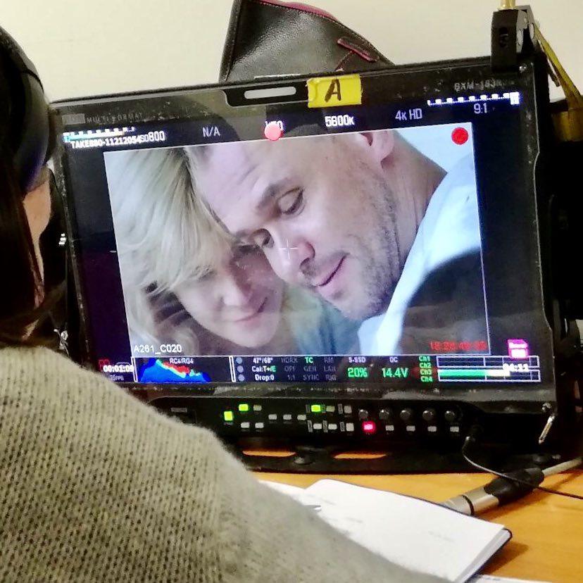 Актриса Мария Куликова поделилась с поклонниками трогательным снимком из роддома