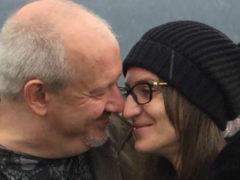 """Вдова Марьянова опубликовала пропитанное болью послание """"на тот свет"""" для любимого мужа"""