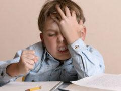 Совершенно измученный школьник пожаловался маме на тяготы, лишения и издевательства учителей