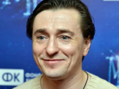 Сергей Безруков впервые вышел в свет с внебрачными детьми, которых много лет скрывал от всех