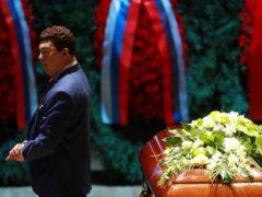 """Возмущенный Иосиф Кобзон пристыдил """"перепуганных звезд""""  у гроба Дмитрия Хворостовского"""