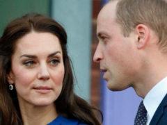 Развеселившийся принц Уильям совершил странный поступок прямо на глазах у беременной супруги