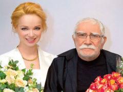 Разведенная Цымбалюк-Романовская рассказала подробности интимной жизни с Джигарханяном