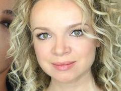 Полуобнаженную Виталину Цымбалюк-Романовскую поймали в номере отеля с женатым мужчиной