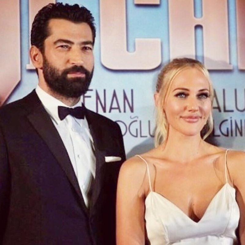 """Звезда """"Великолепного века"""" Мерьем Узерли выходит замуж за известного египетского актера"""