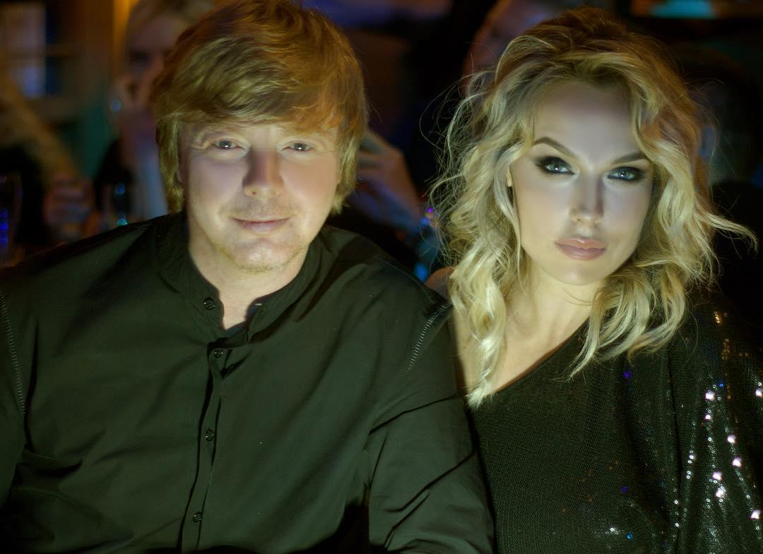 Поклонники Андрея Григорьева-Аполлонова поражены необычайной красотой его супруги