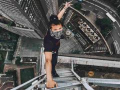 Смертельный прыжок: известный руфер погиб, пытаясь заработать на лечение для больной матери