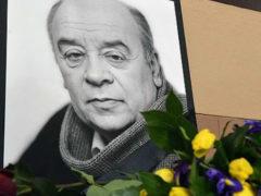 Легенды уходят от нас: близкие и друзья пришли проститься с народным артистом СССР Леонидом Броневым