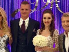 Первые фото венчания: бывший муж Ольги Бузовой поклялся в вечной любви ростовской модели