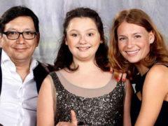 Фанаты поражены неожиданными переменами во внешности дочери Толкалиной и Кончаловского