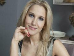 Заметно похудевшая после родов Юлия Ковальчук поделилась секретами стройности и красоты
