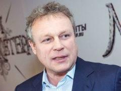 Сергей Жигунов признался, что намеренно подвергает свою жизнь опасности ради любимого дела
