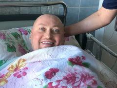 Лишившемуся мужского органа из-за рака Шуре врачи провели еще одну сложнейшую операцию
