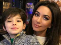 Зара рассказала, как живет сейчас сын Стеллы Барановской, оказавшийся сиротой при живом отце