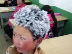 Мальчик прошёл пять километров по морозу в легкой одежде, чтобы сдать экзамен в школе