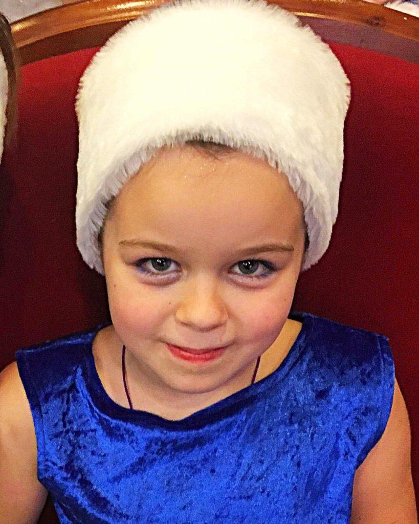 Талантливая внучка Любови Полищук становится все больше похожей на знаменитую бабушку