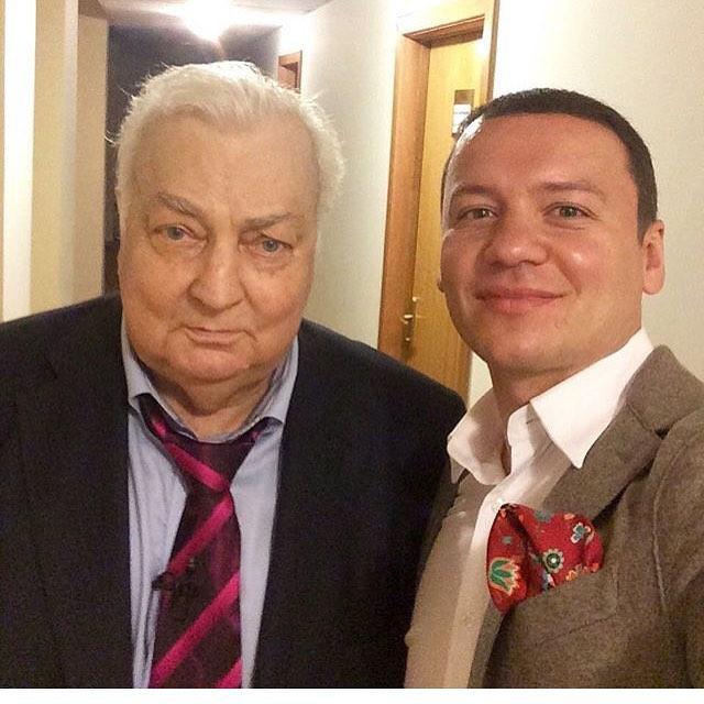 Умер народный артист: ушел из жизни один из старейших актеров театра сатиры Михаил Державин