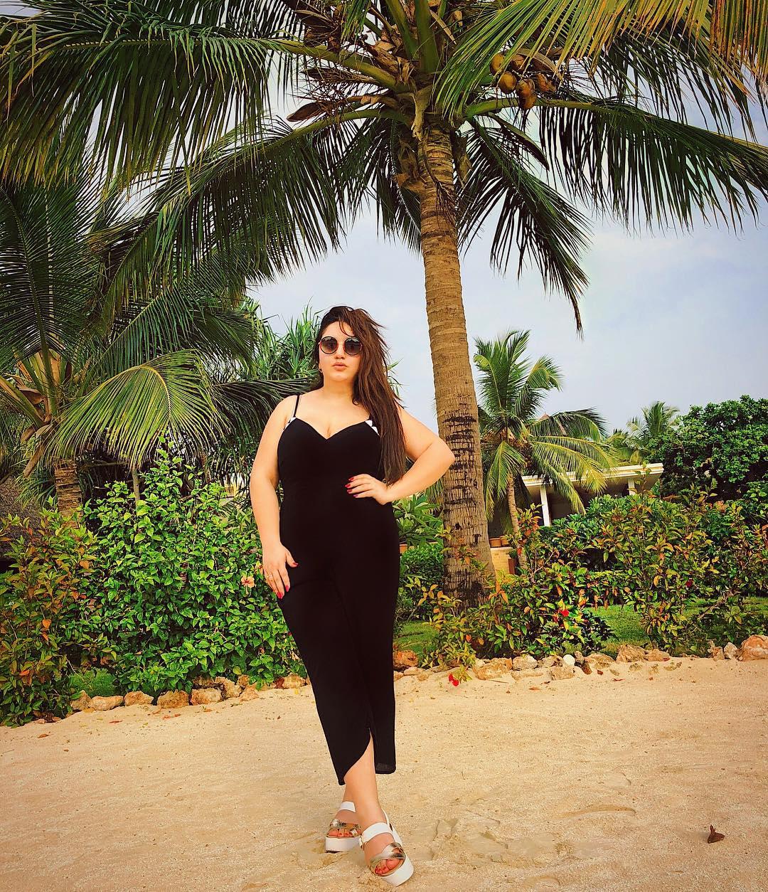 «Да, я жирная!»: Популярная визажистка Гоар Аветисян резко высказалась в адрес своих критиков
