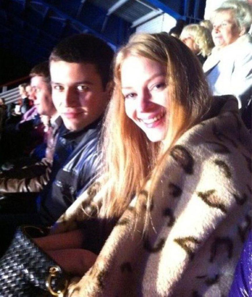 Ходченкова не разлучается ни на минуту с новым возлюбленным и выглядит невероятно счастливой