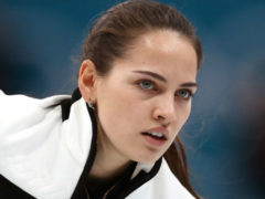 Российская керлингистка Анастасия Брызгалова затмила всех своей красотой на Олимпиаде