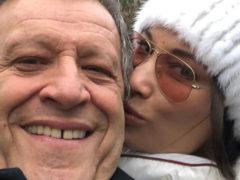 Борис Грачевский исполнил главное желание молодой супруги, отправившись с ней в страну любви