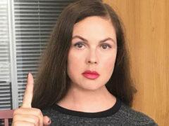 После громкого скандала с Первым каналом Екатерина Андреева приняла решение уехать из России