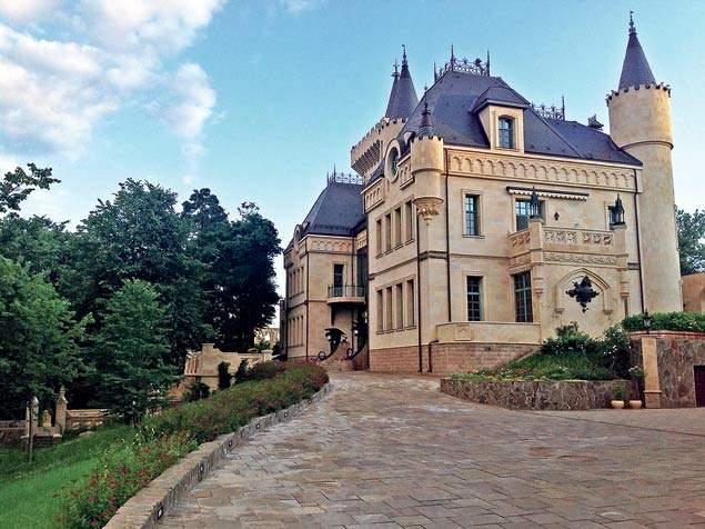 дом максима галкина и аллы пугачевой фото