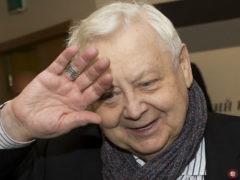 Близкий друг Олега Табакова рассказал, по каким причинам актер отказался от собственного имени