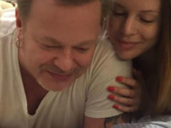 «Вот оно счастье»: в семье Владимира Преснякова и Натальи Подольской случилось долгожданное пополнение