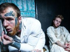 Татуированный, как расписная матрёшка, сын Елены Яковлевой угодил в психбольницу