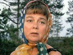 """Звезда фильма """"Любовь и голуби"""" Нина Дорошина умерла в полном одиночестве в своей квартире"""