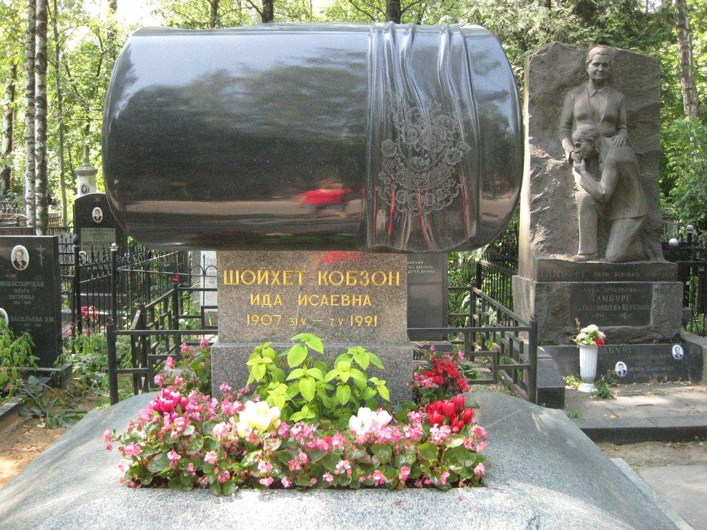 Чиновники подобрали страдающему от сердечной боли Кобзону не самое удачное место на кладбище