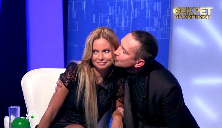 Папарацци засняли Дану Борисову страстно целующейся с женатым бывшим возлюбленным Данко