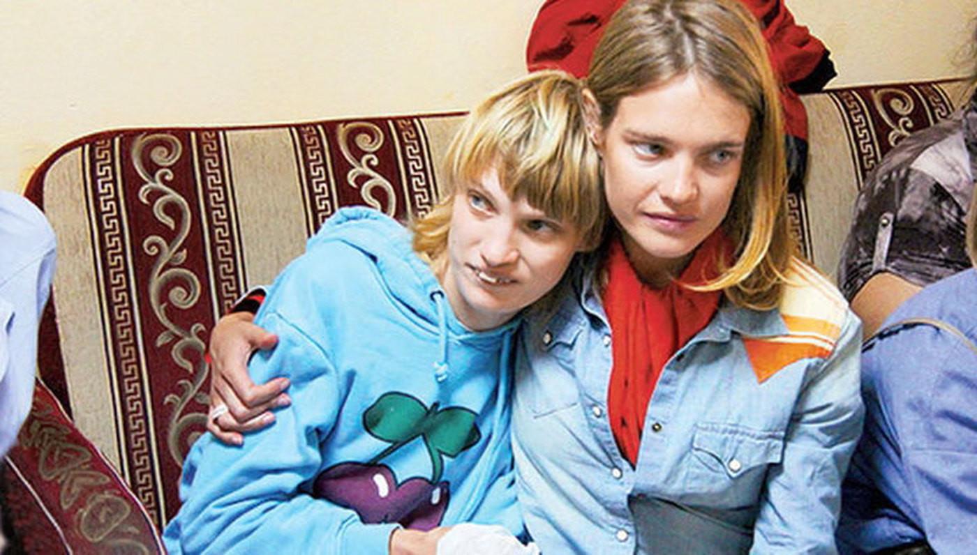 Категоричные педагоги сообщили Наталье Водяновой, что ее сестра с особенностями развития не выживет