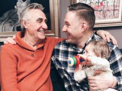 Счастливое воссоединение: после долгого разрыва сын Татьяны Васильевой примирился с отцом
